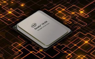 Intel出貨支持PCIe 4.0 x16的Stratix 10 DX FPGA芯片