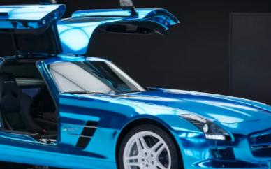 梅赛德斯的未来发展方向将是高性能电动汽车