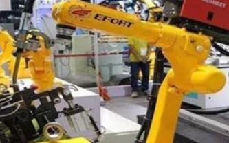 2019年度最新国产工业机器人的十大排行