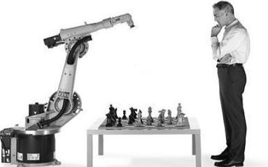 工业机器人以不同的用途分为不同的种类