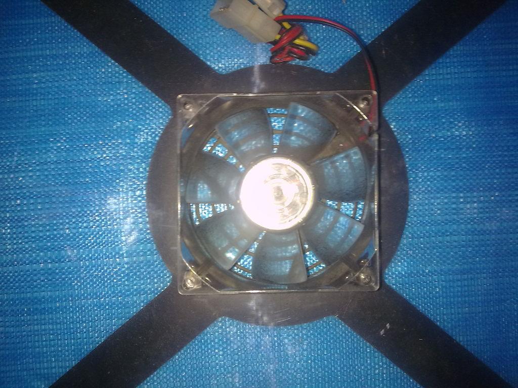 如何自制计算机散热器