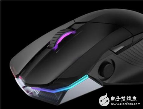華碩最新推出ROG Chakram無線鼠標