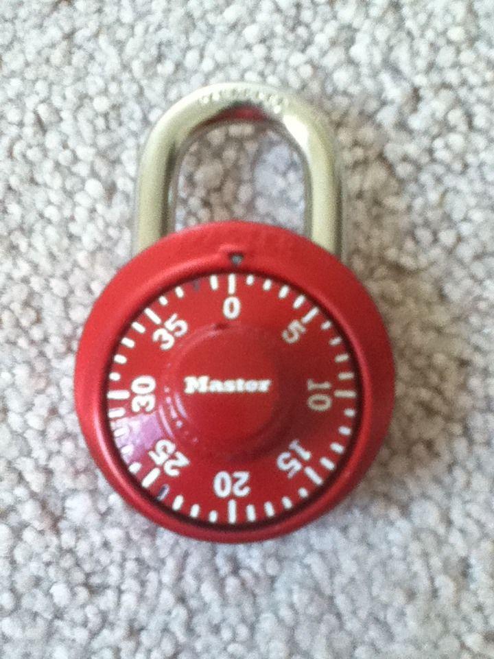 如何开密码锁