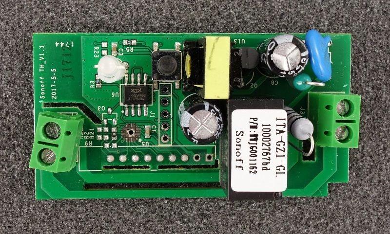 如何配置树莓派和基于ESP8266的sonoff wifi中继开关来控制家用电器