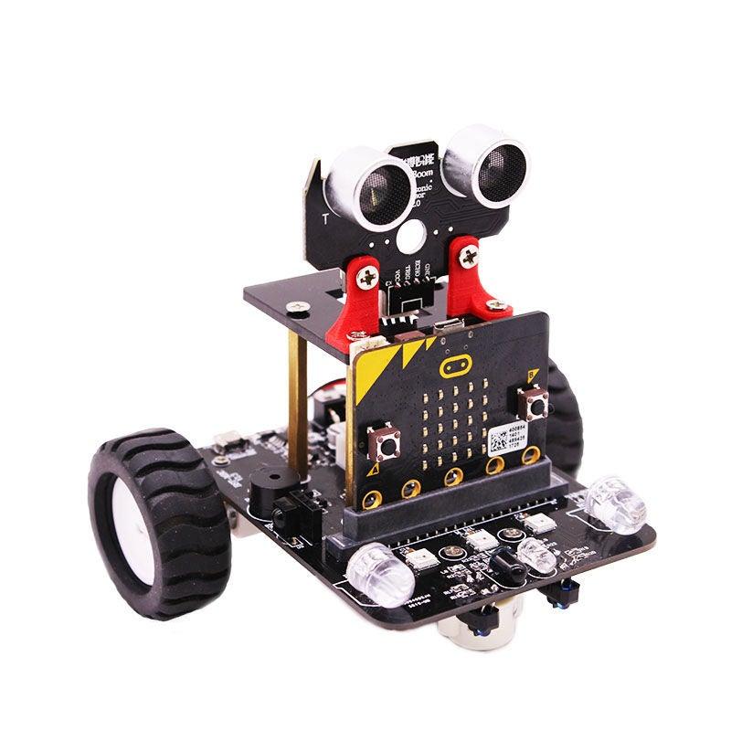 Yahboom Microbit智能车的制作