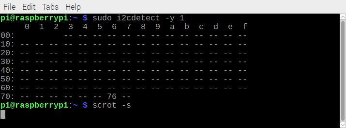 树莓派怎样连接多个I2C设备