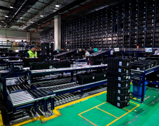 聯想集團合肥聯寶工廠的智能制造之路探討