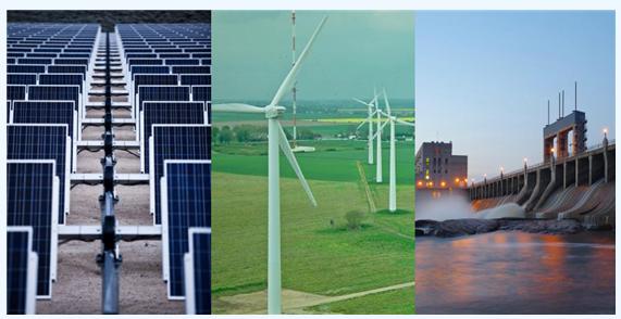施耐德电气正在积极构建高效的智能电网实现脱碳化发电
