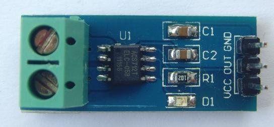 怎樣使用帶有Arduino的霍爾效應傳感器測量交流電流