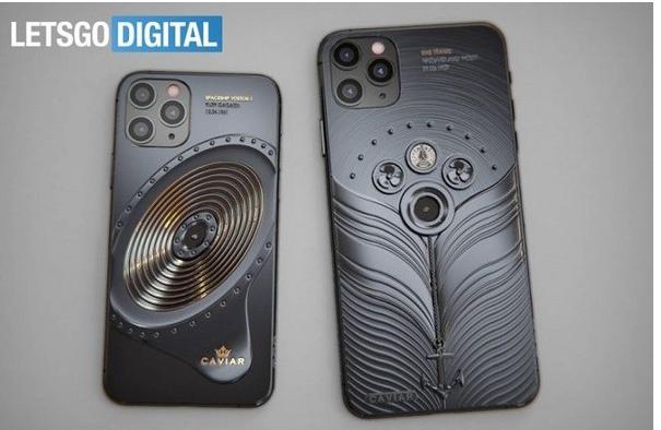 Caviar推出了iPhone 11 Pro限量...