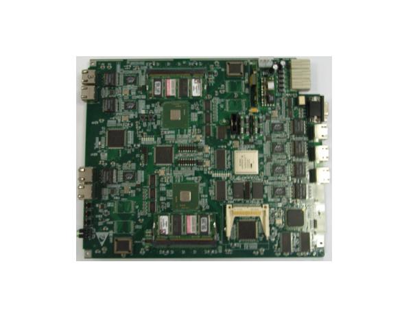 MPC8541E處理器:雙POWERPC( MPC8541E )+FPGA