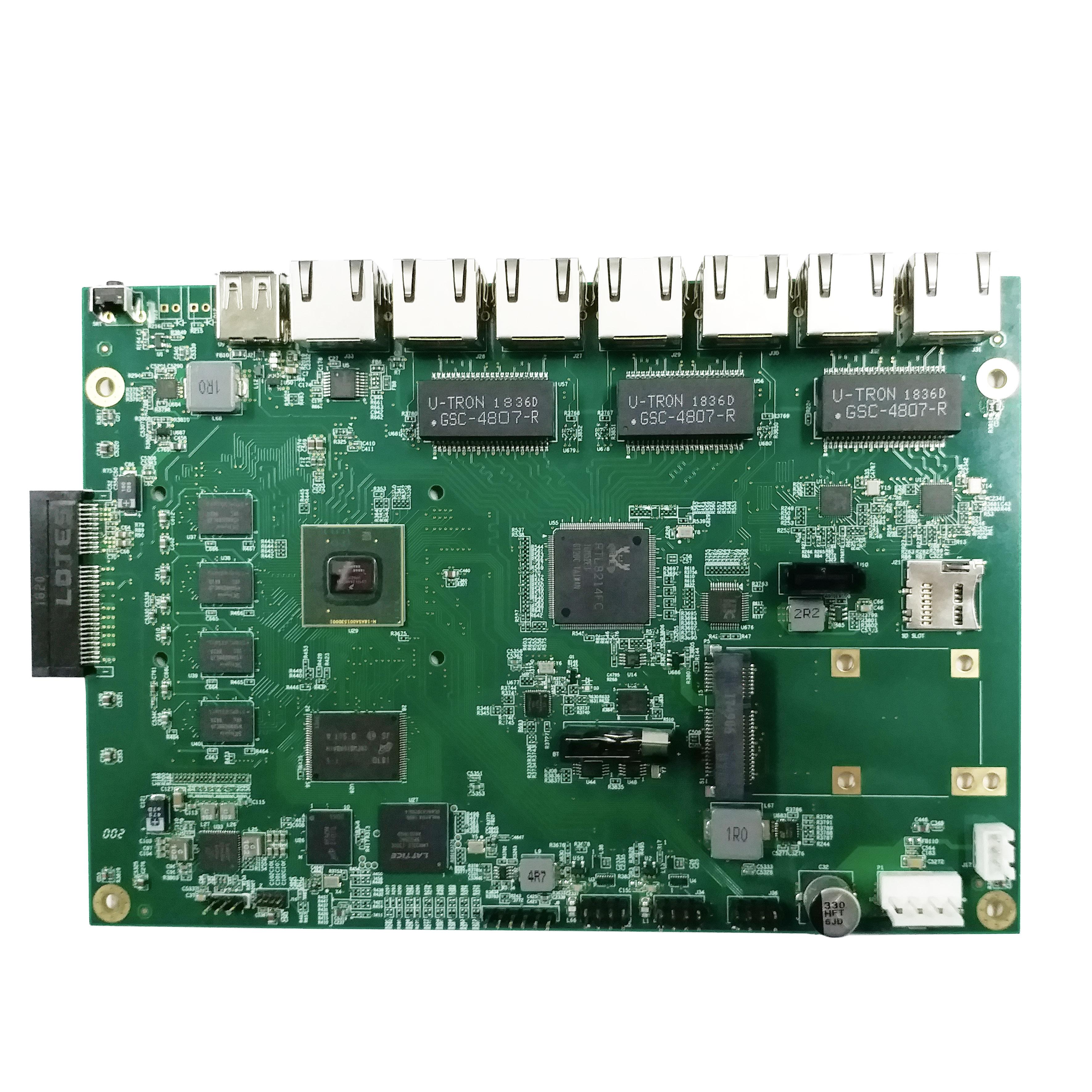 基于ARM工控主板的LS1043A处理器特性