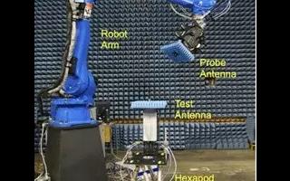 天线近场测试的机器人时代