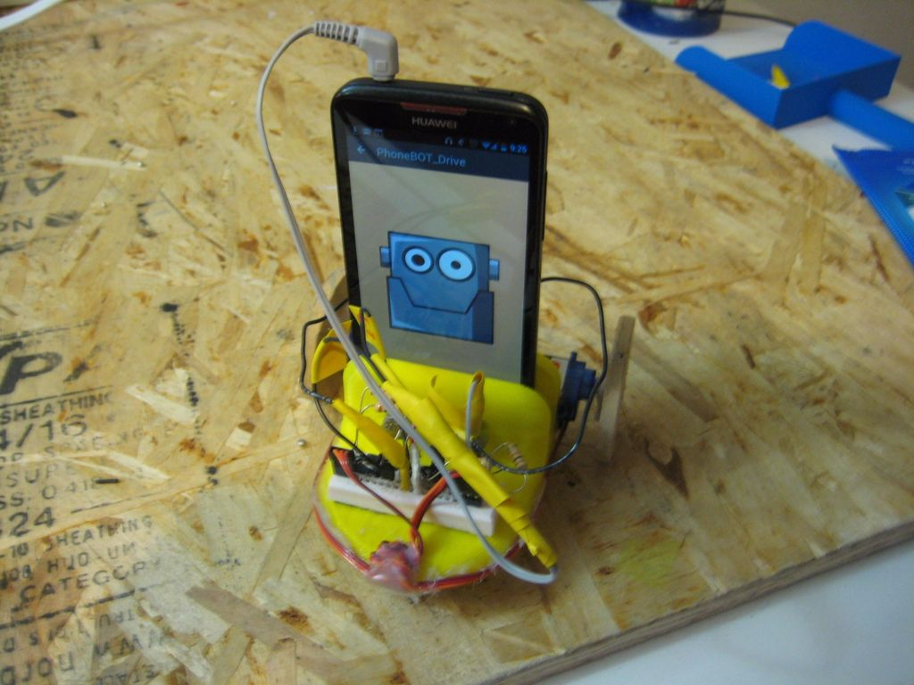 怎样将Android手机改为可编程的机器人