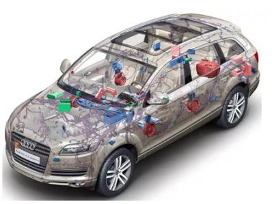 汽车电子控制系统中的各种传感器技术解析