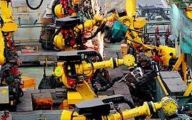 我国的工业机器人在哪些领域有重大突破