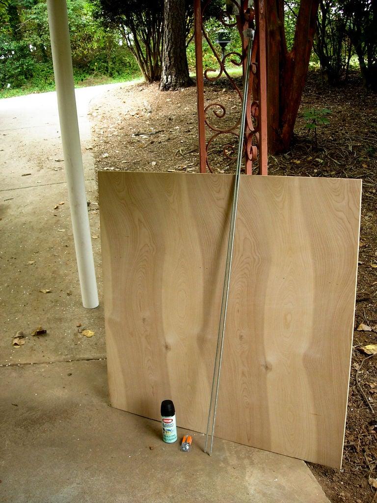PVC和胶合板扬声器支架的制作教程