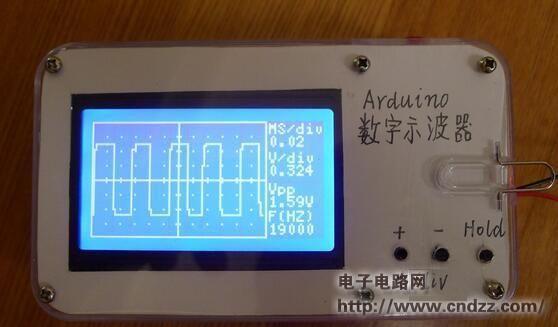 Arduino oscilloscope download