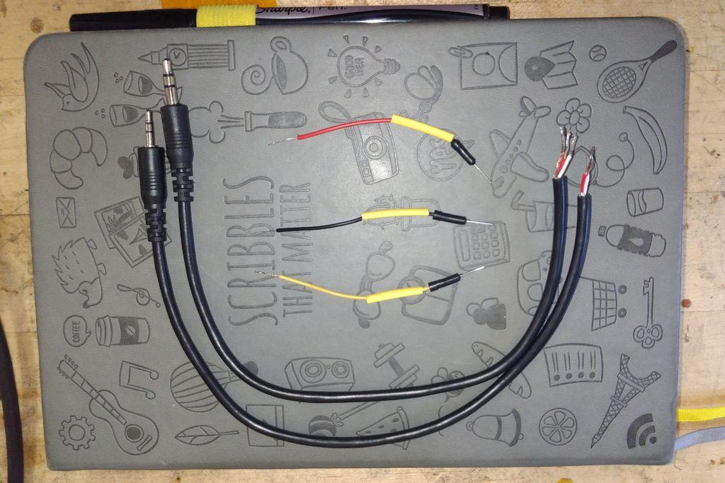 带Arduino的宝峰UV-5R收音机编程电缆的制作