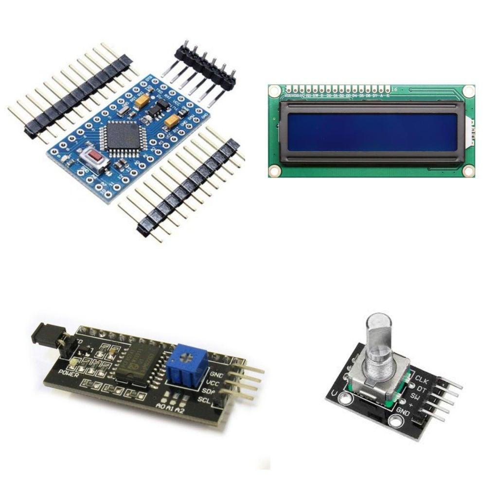如何使用Arduino和其他常見組件制作熱風槍控...