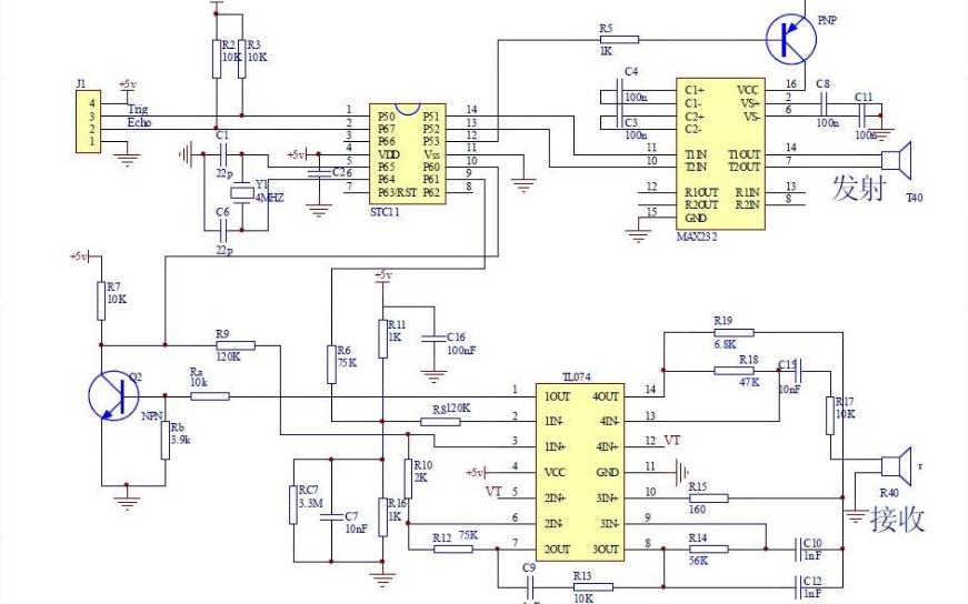 使用STM8L101F3单片机控制NRF24L01芯片实现跳频通信的程序免费下载