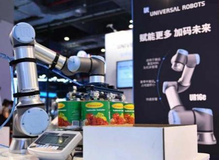 中国工业机器人迎来市场发展的黄金期