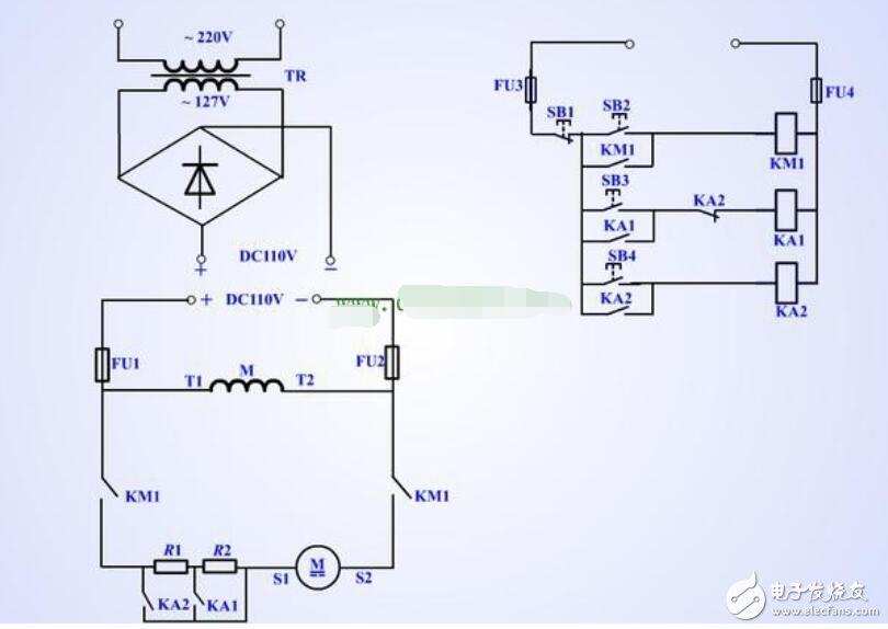 直流电机调速原理_直流电机调速方式