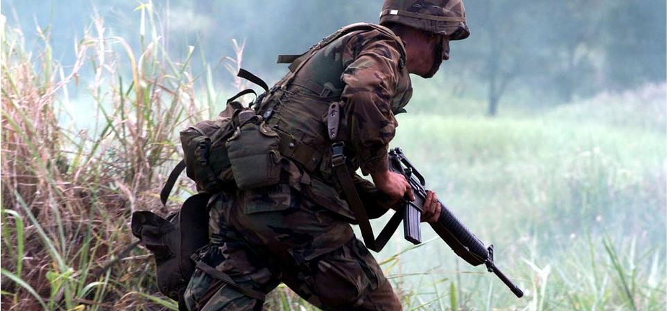 战场上有哪些可穿戴的设备