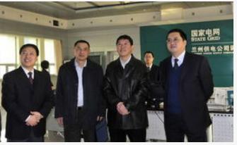 国网兰州供电公司已基本实现了330千伏变电站主城...