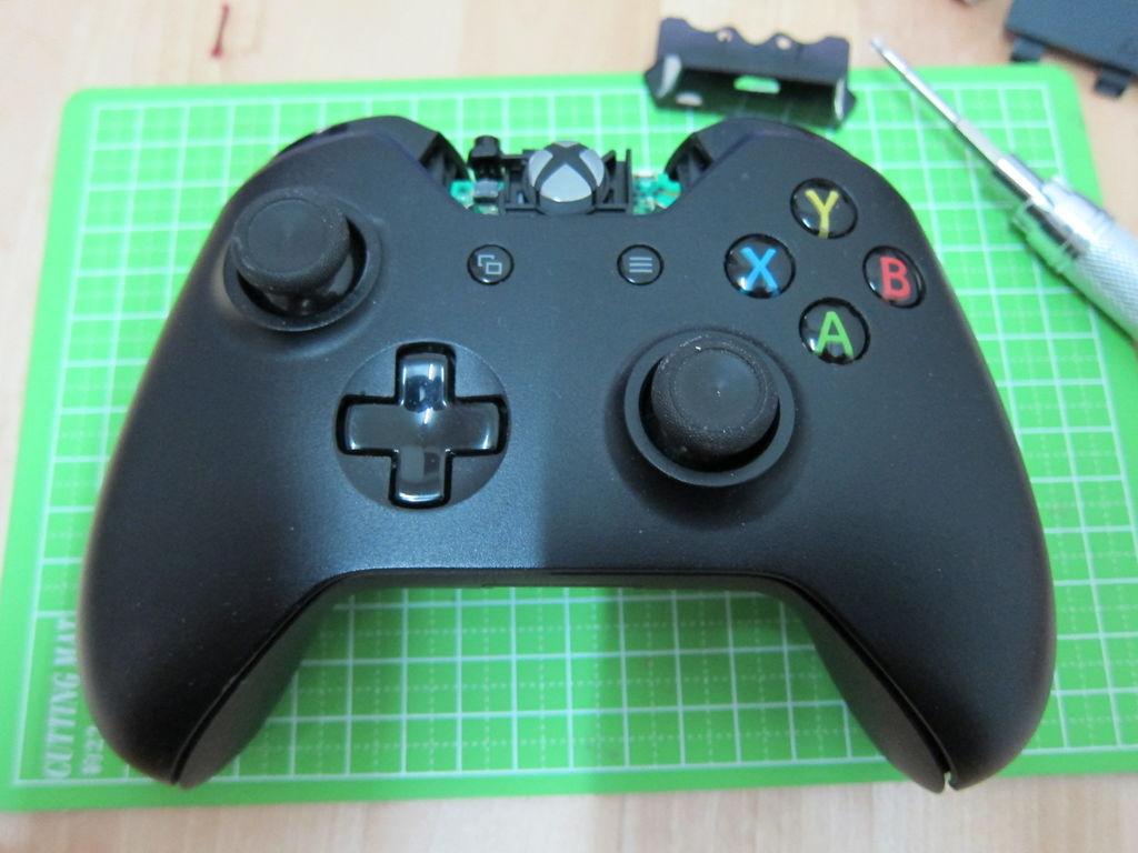如何修復XboxOne控制器