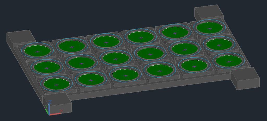 压电能量收集器的制作图解