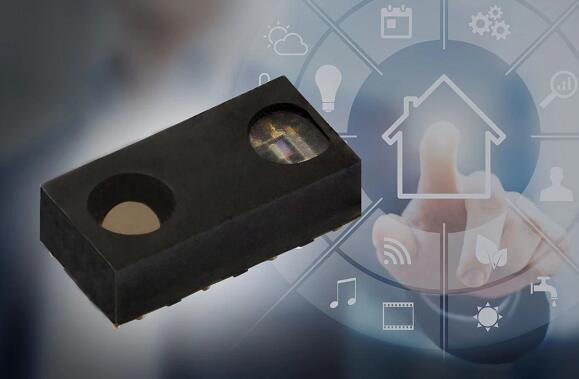 Vishay和ams均推出消费类应用接近传感器 这功能有点黑科技的味道