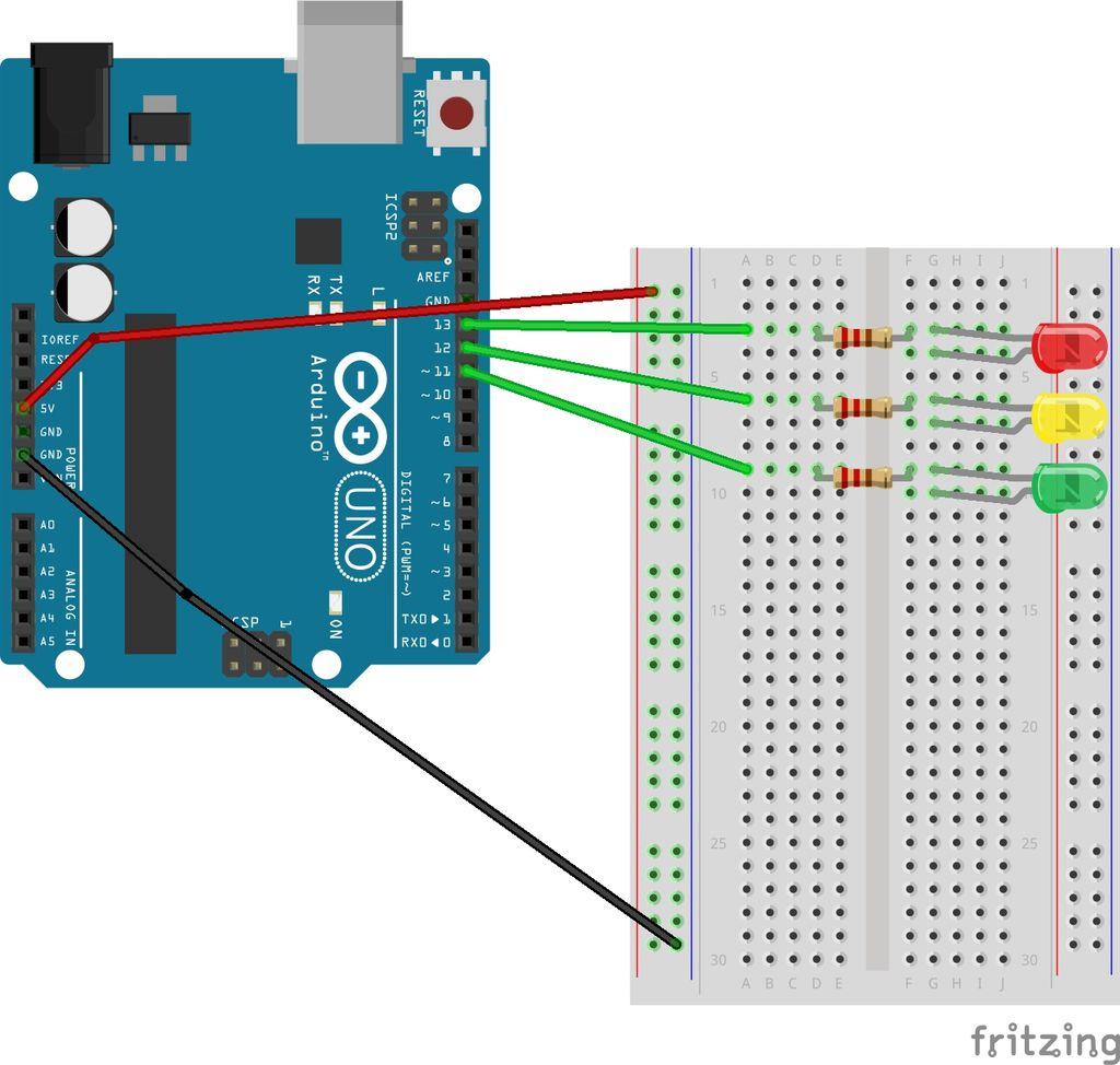 如何使用Arduino中断