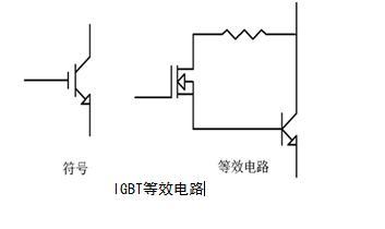 IGBT电子元件作用和特性