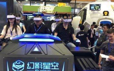 5G时代下的VR设备将让VR更加身临其境