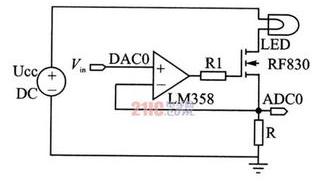 基于RS-485总线的LED夜景照明控制系统设计