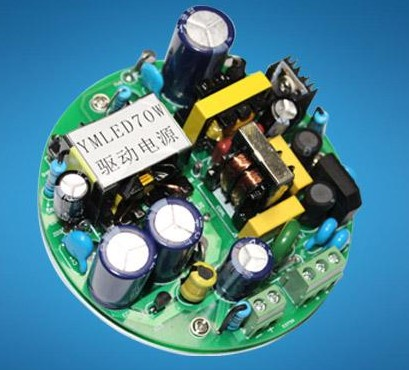 采用分布式恒流技术的LED驱动原理分析