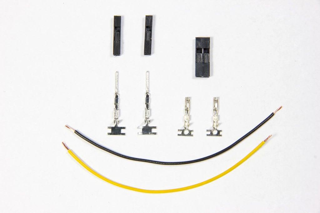 如何在不焊接的情况下将Dupont连接器压接在电线上