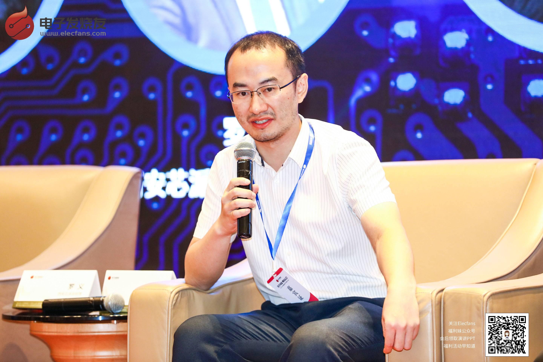 同创伟业投资副总裁陈凯