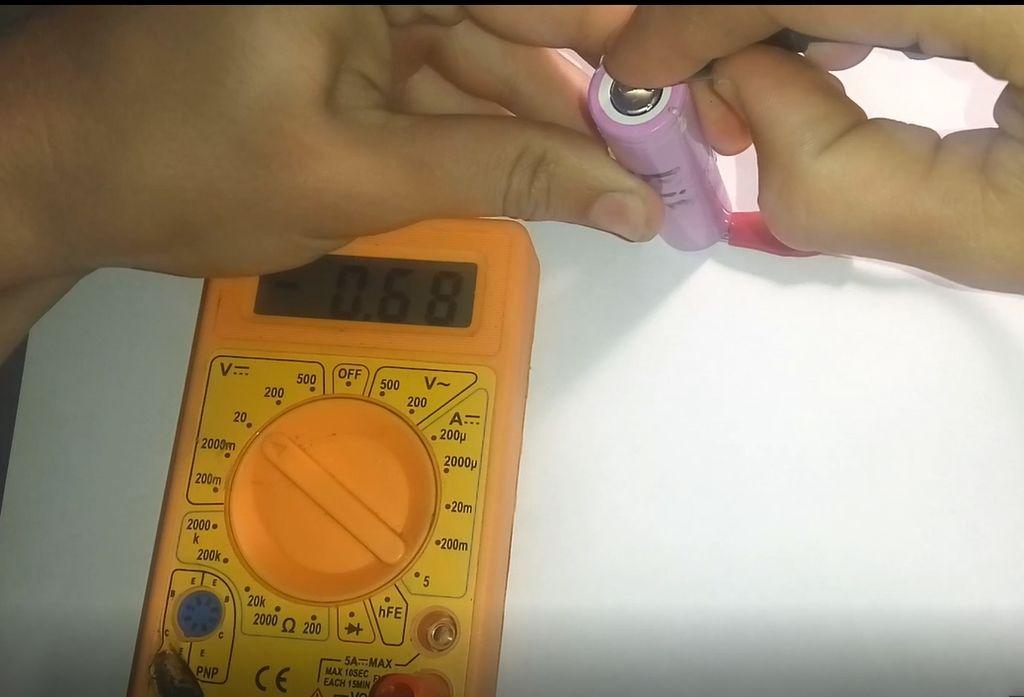 充电器识别不到18650锂离子电池该怎么办