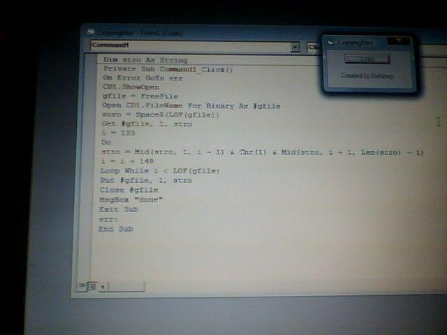 怎样在VB6中编程