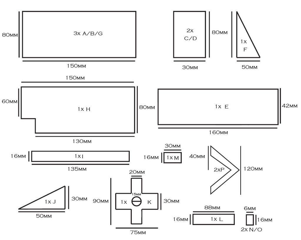 如何制作可跟踪200Hz脉冲红外光源的摄像机支架