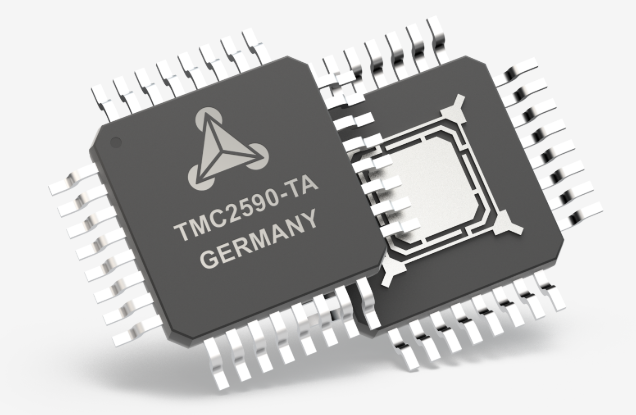 采用小巧,坚固封装的高功率步进栅极驱动器IC