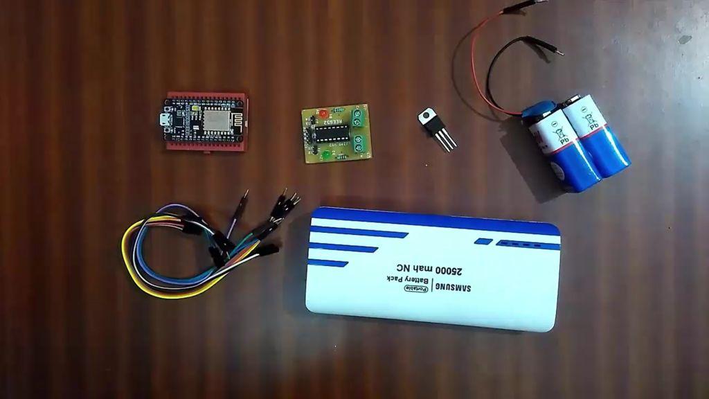 如何制作WiFi控制的汽车以及为其编写应用程序