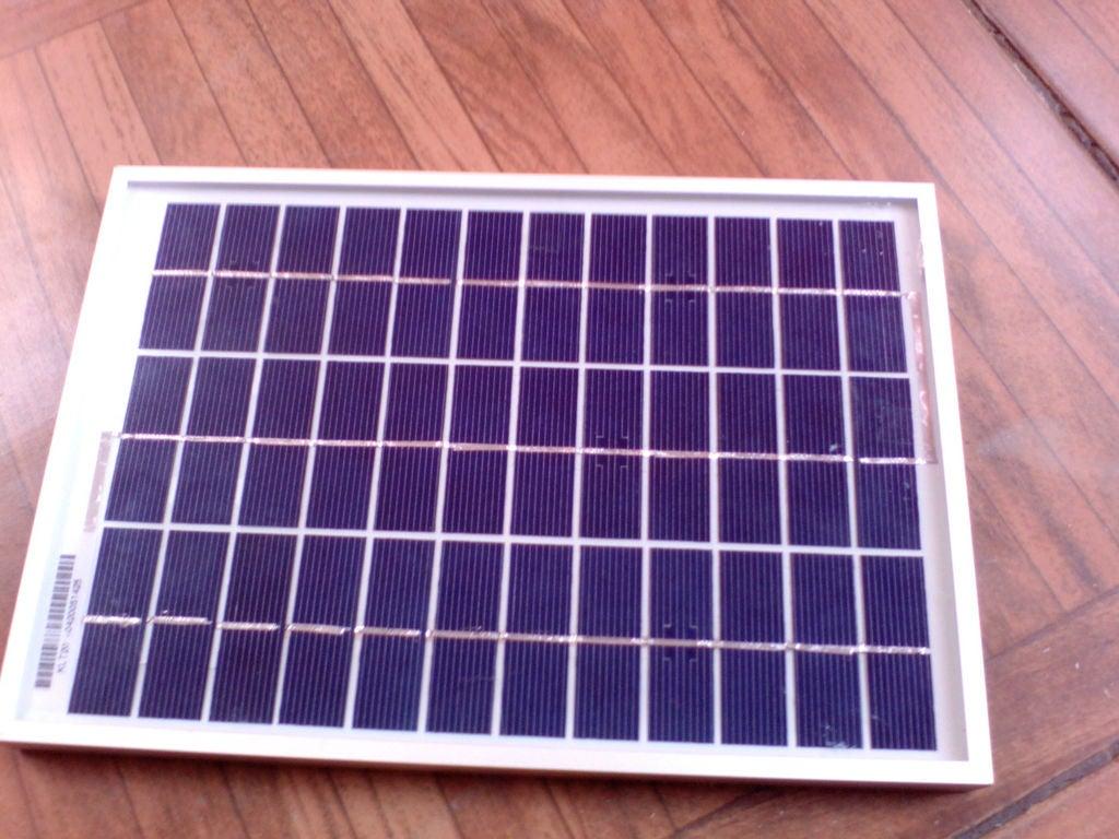 太阳能移动充电器DIY图解