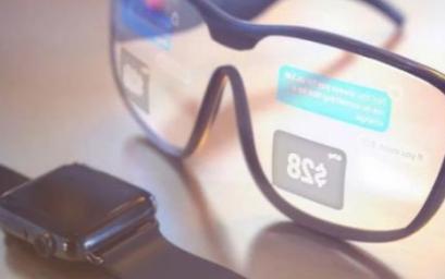 苹果在研发为iPhone支持的AR眼镜