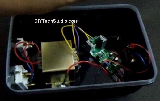 如何制作基于IC的逆变器电路