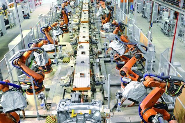 朗銳智科:工業制造監測解決方案