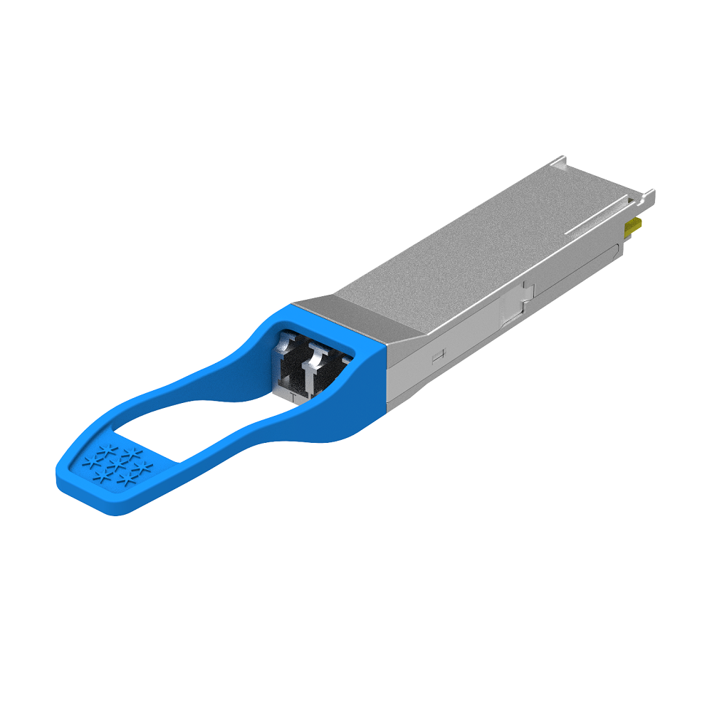 40GE/OTU3 QSFP LR4 10km光模块特征及应用