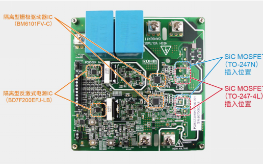 "ROHM开发出采用4引脚封河南快3装的大发快三预测SiC MOSFET ""SCT3xxx xR""系列"